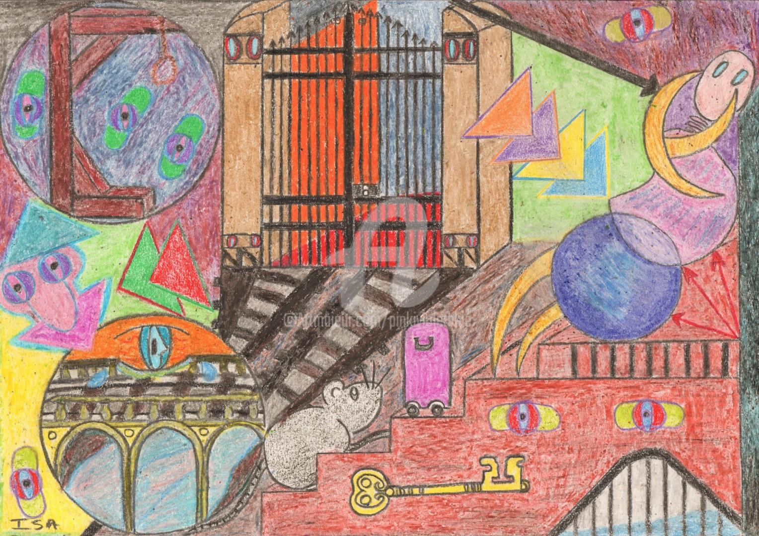 Pinkivioletblue - Abandon