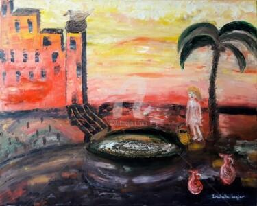 La fontaine de vie de la Cité Rouge