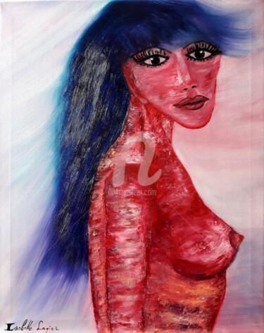 La demoiselle aux yeux noirs
