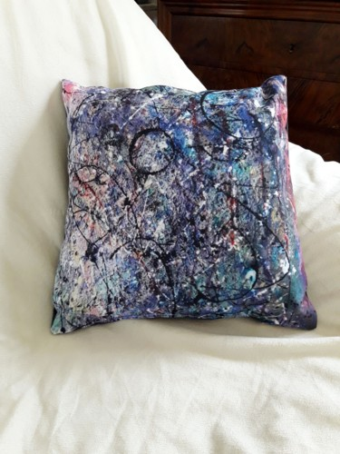 Coussin Abstract Woman