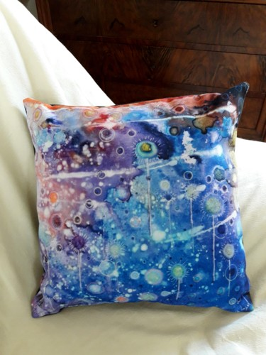 Coussin Polychrome