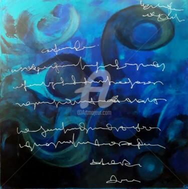 Circonvolutions bleues 1