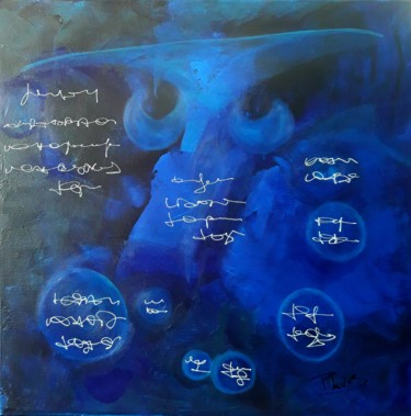 Circonvolutions bleues 4