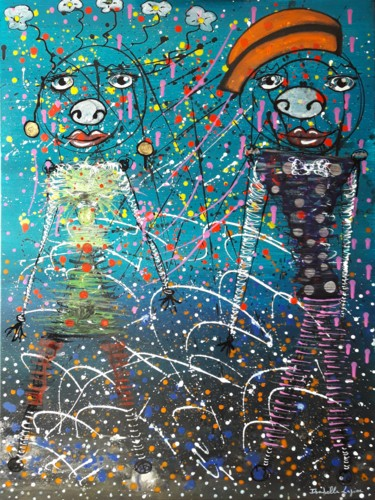 Duo d'artistes