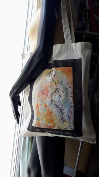 Tote bag L'autoportrait Probablement (série limitée)